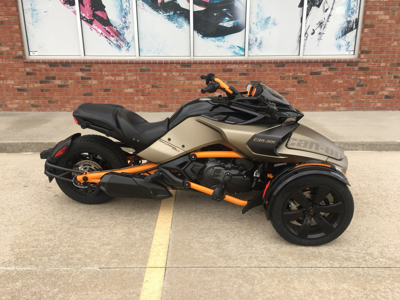 2019 Can-Am Spyder F3-S Special Series in Omaha, Nebraska - Photo 1
