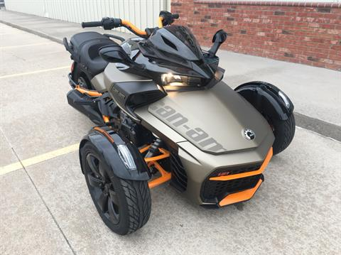 2019 Can-Am Spyder F3-S Special Series in Omaha, Nebraska - Photo 2