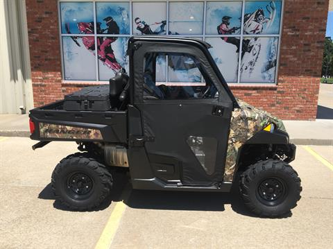 2017 Polaris Ranger XP 1000 EPS Hunter Edition in Omaha, Nebraska - Photo 1