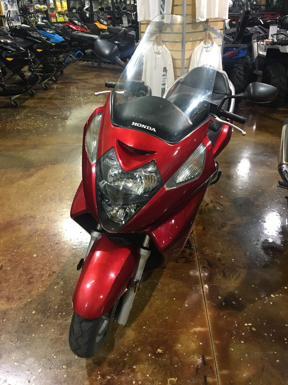 2003 Honda Silver Wing in Omaha, Nebraska - Photo 2