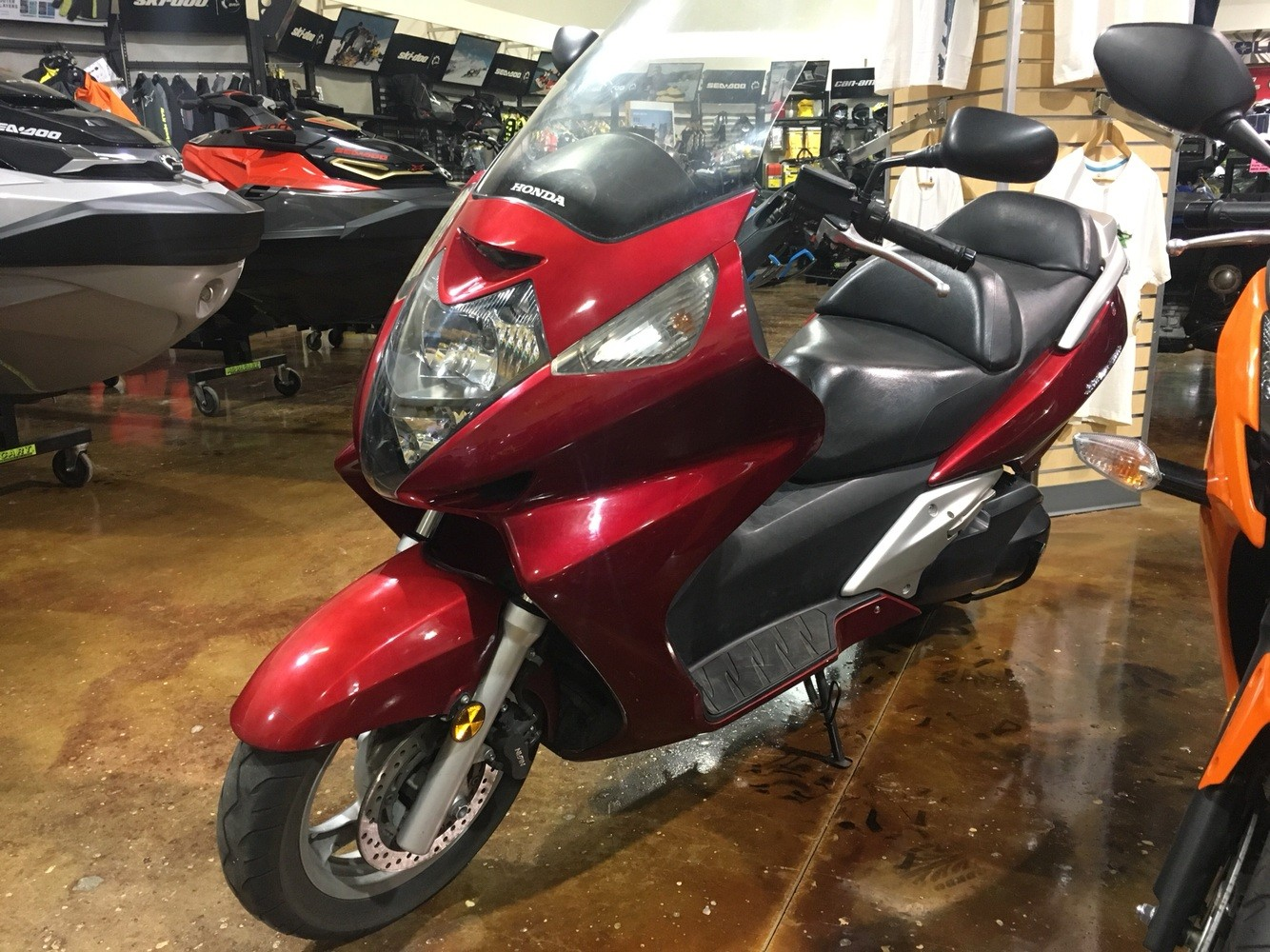 2003 Honda Silver Wing in Omaha, Nebraska - Photo 1
