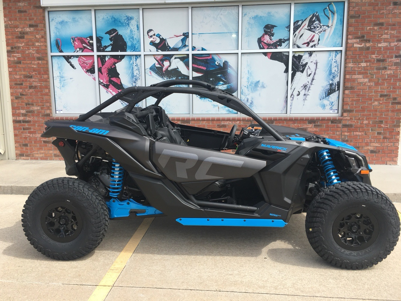 2019 Can-Am Maverick X3 X rc Turbo in Omaha, Nebraska - Photo 1