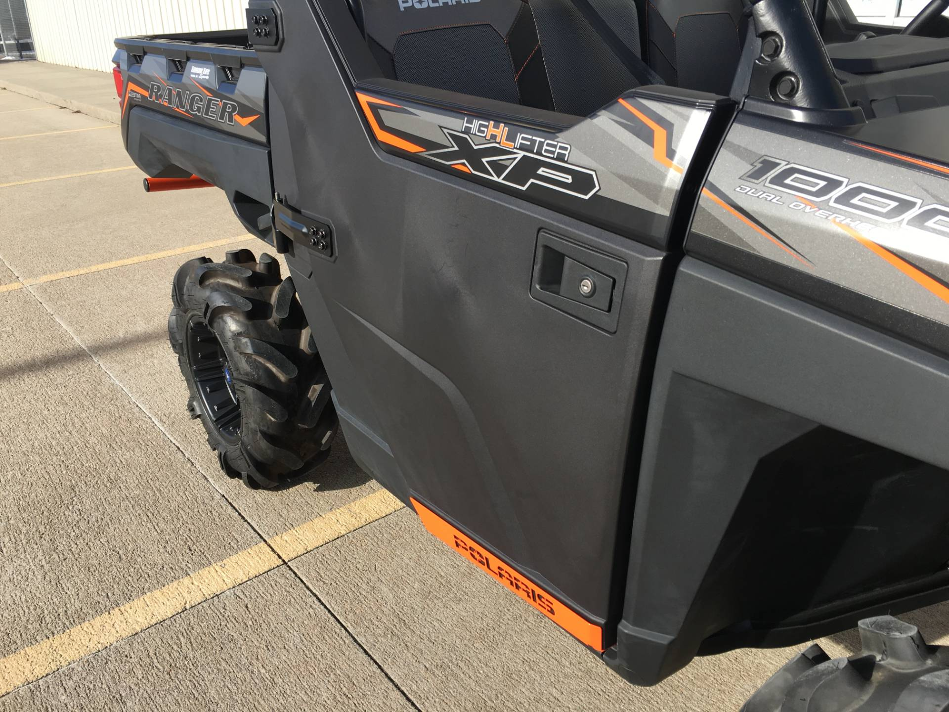2019 Polaris Ranger XP 1000 EPS High Lifter Edition in Omaha, Nebraska - Photo 4