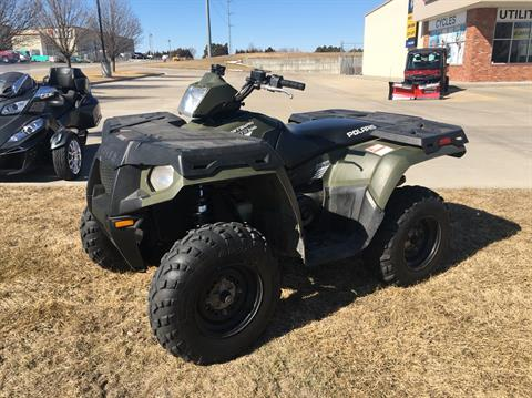 2013 Polaris Sportsman® 400 H.O. in Omaha, Nebraska