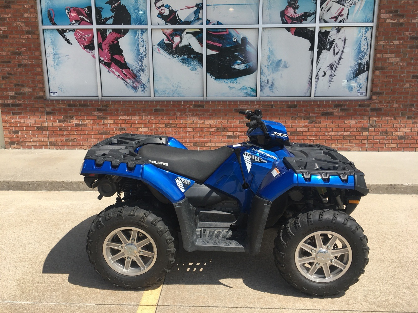 2013 Polaris Sportsman XP® 850 H.O. EPS in Omaha, Nebraska - Photo 1
