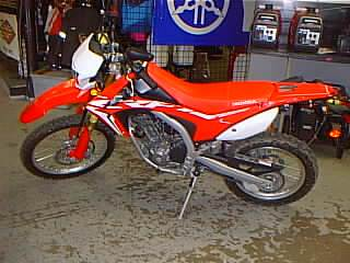 2017 Honda CRF250LAH in Spencerport, New York