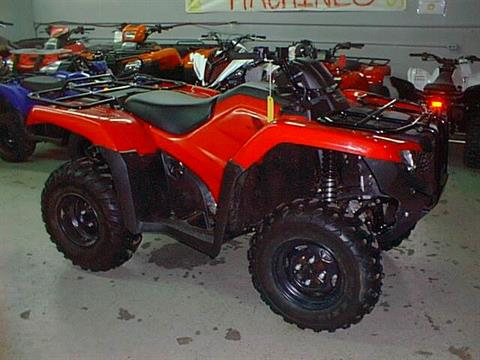 2016 Honda TRX420FM1 in Spencerport, New York