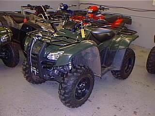 2014 Honda FourTrax® Rancher® 4x4 ES in Spencerport, New York