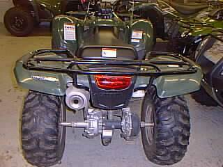 2014 Honda FourTrax® Rancher® 4x4 ES in Spencerport, New York - Photo 2