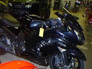 2012 Kawasaki ZX1400ECF in Spencerport, New York