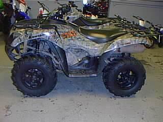 2013 Kawasaki KVF750HDF in Spencerport, New York