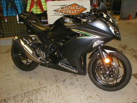 2016 Kawasaki EX300AGF in Spencerport, New York