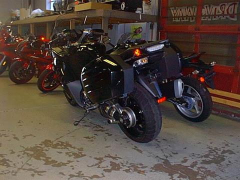 2014 Kawasaki ZG1400CEF in Spencerport, New York