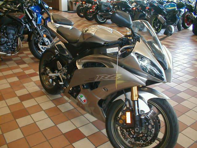 2008 Yamaha YZFR6XS in Spencerport, New York - Photo 1