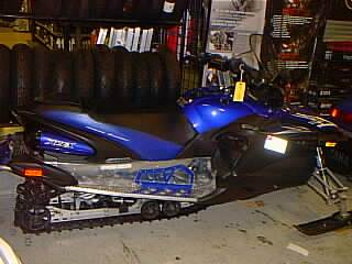 2011 Yamaha RX10PSAL in Spencerport, New York