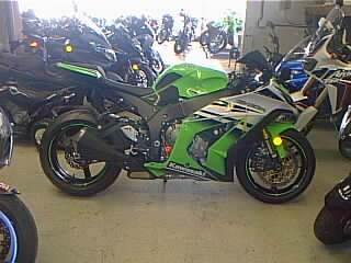 2015 Kawasaki ZX1000JFFAL in Spencerport, New York