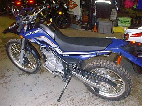 2017 Yamaha XT250H in Spencerport, New York