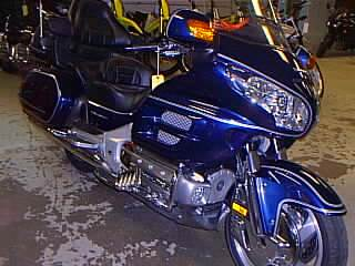 2007 Honda GL18P in Spencerport, New York