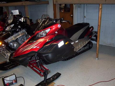2009 Yamaha Apex LTX in Spencerport, New York - Photo 1