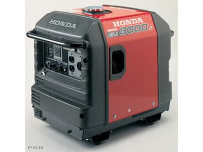 2007 Honda Power Equipment EU3000is Inverter in Spencerport, New York