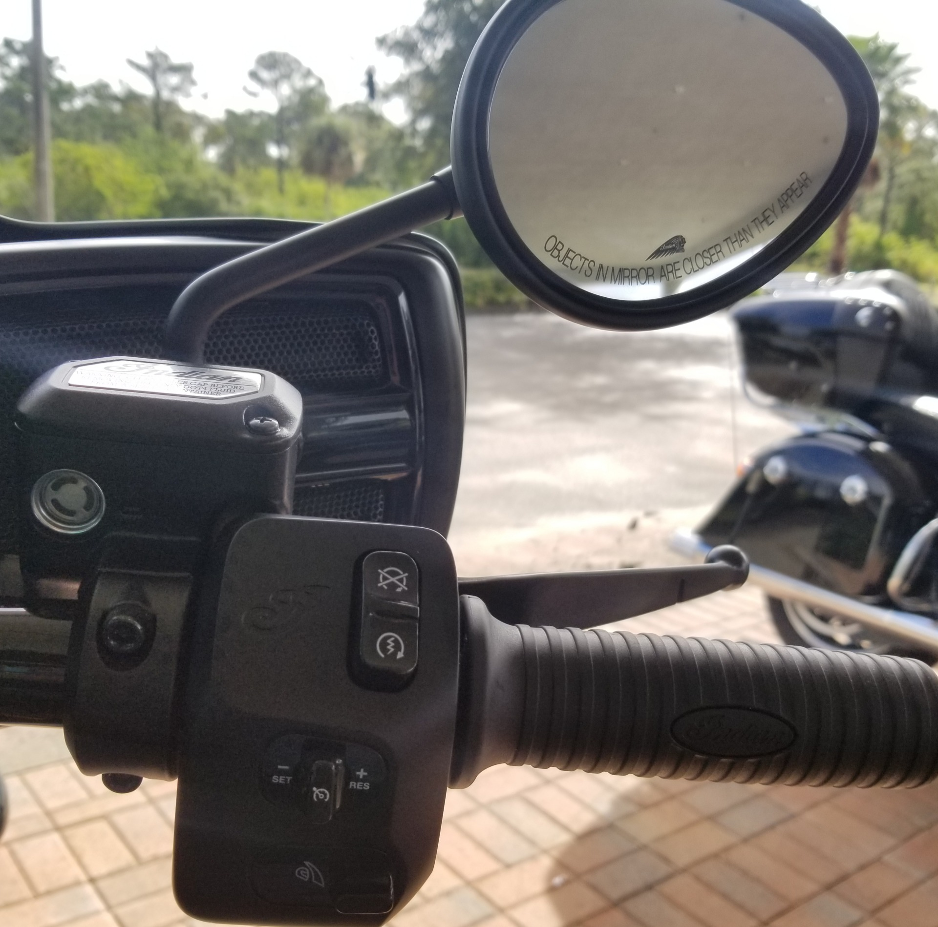 2020 Indian Chieftain® Dark Horse® in Palm Bay, Florida - Photo 14