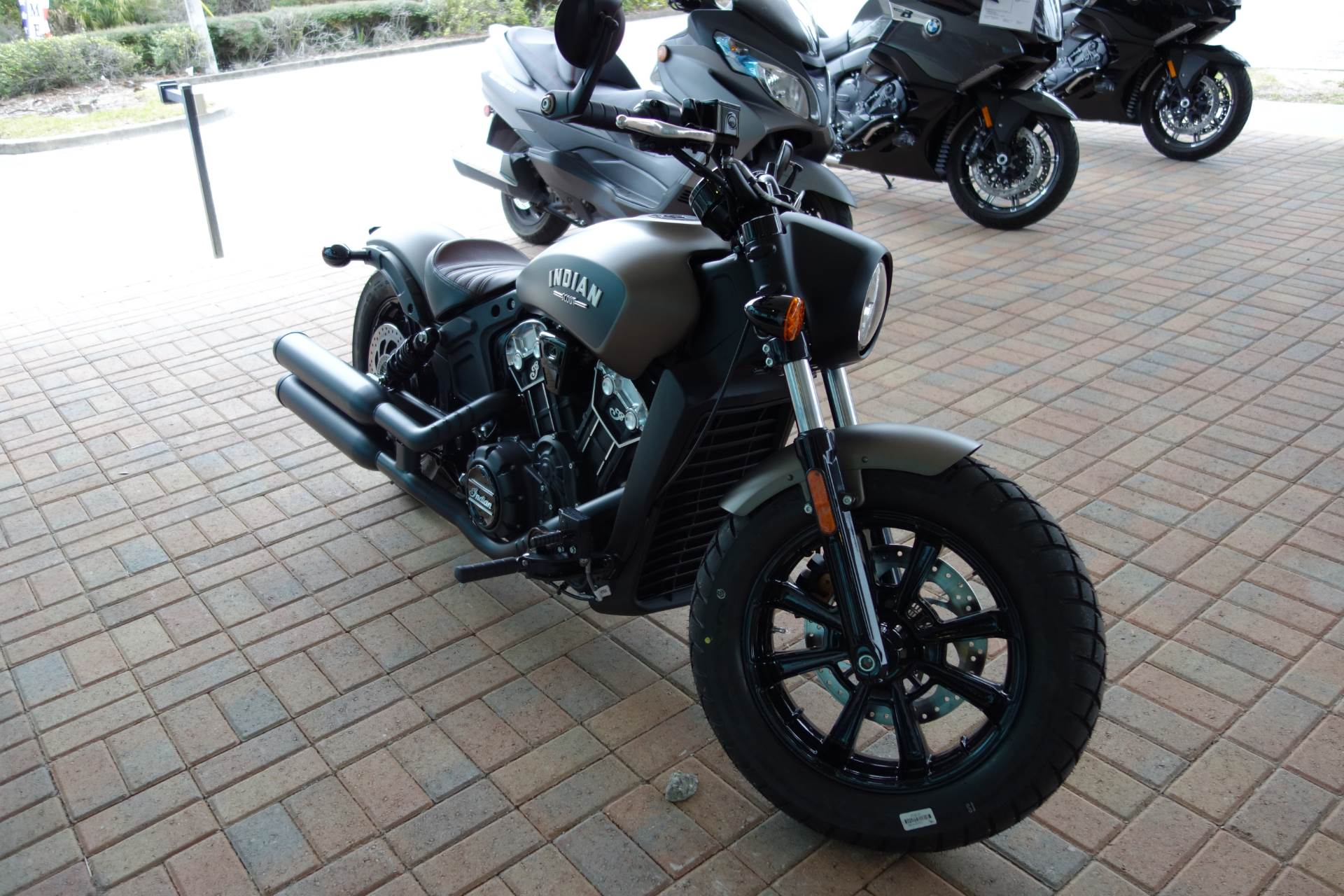 2019 Indian Scout Bobber ABS 8