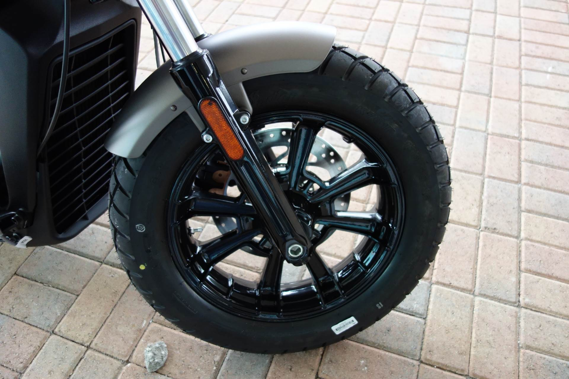 2019 Indian Scout Bobber ABS 10