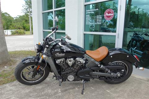 2019 Indian Scout® ABS in Palm Bay, Florida