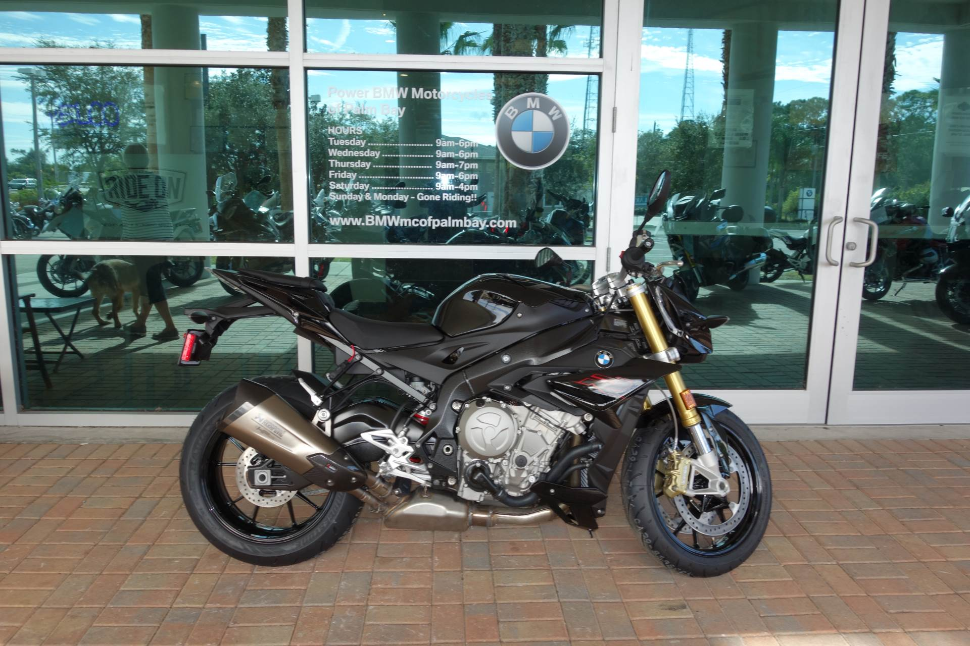 2019 BMW S 1000 R in Palm Bay, Florida - Photo 1