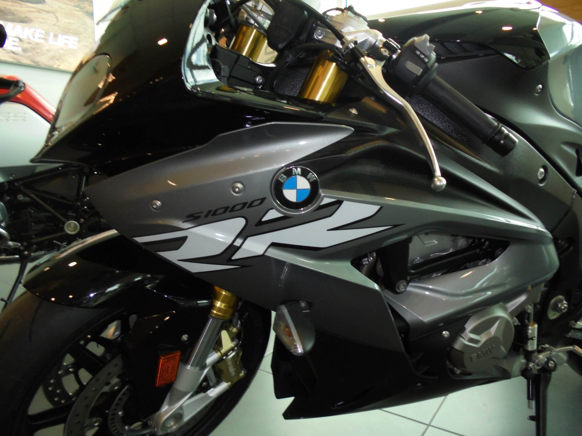 2017 BMW S 1000 RR in Palm Bay, Florida