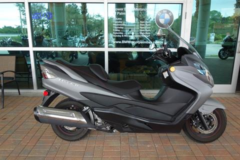 2013 Suzuki Burgman™ 400 ABS in Palm Bay, Florida