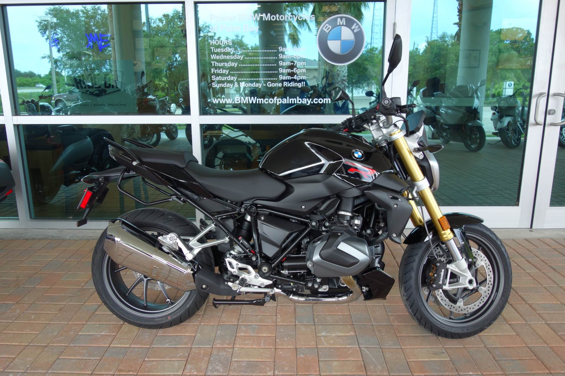 2020 BMW R 1250 R in Palm Bay, Florida - Photo 1