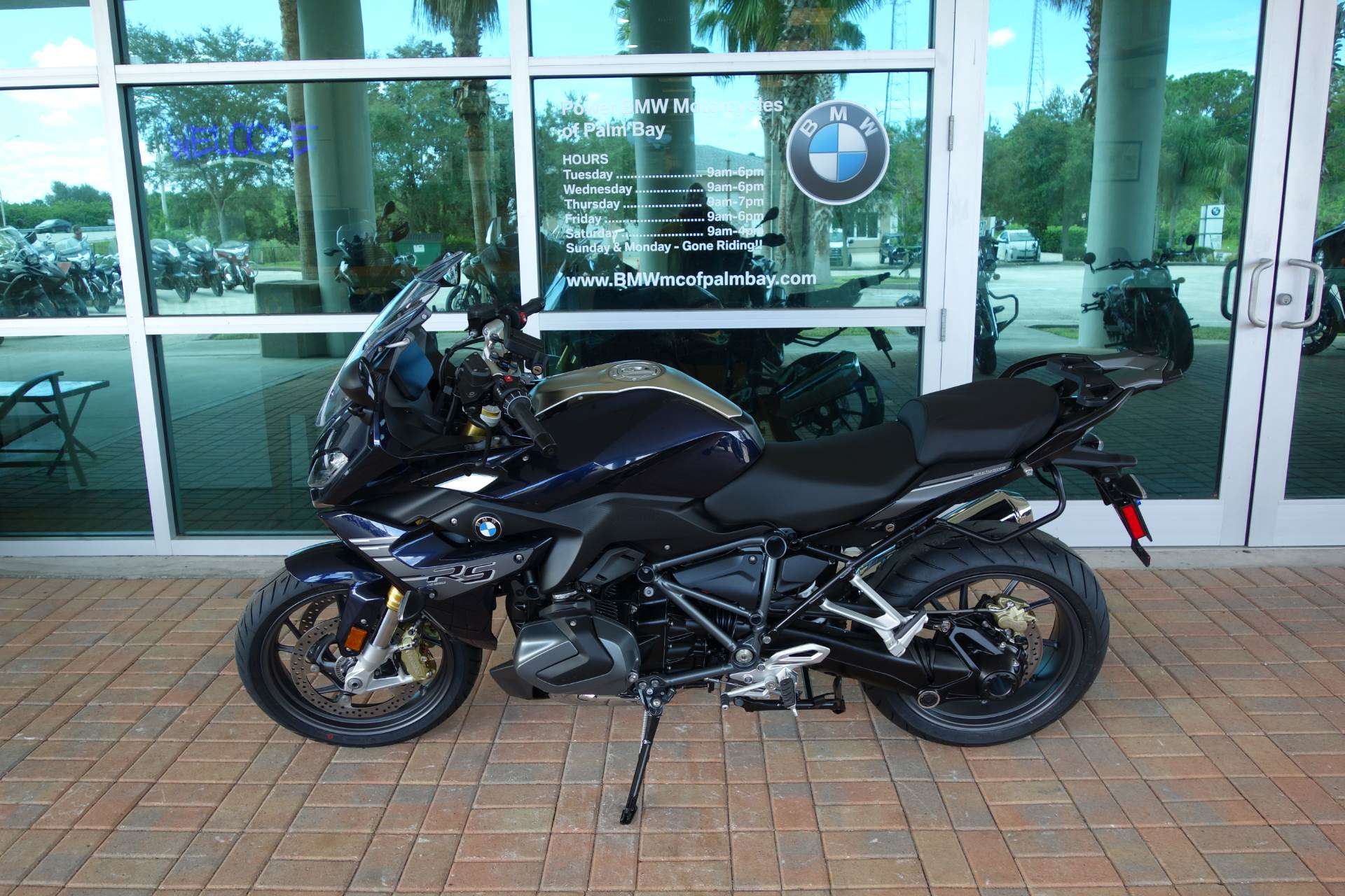 2020 BMW R 1250 RS in Palm Bay, Florida - Photo 1