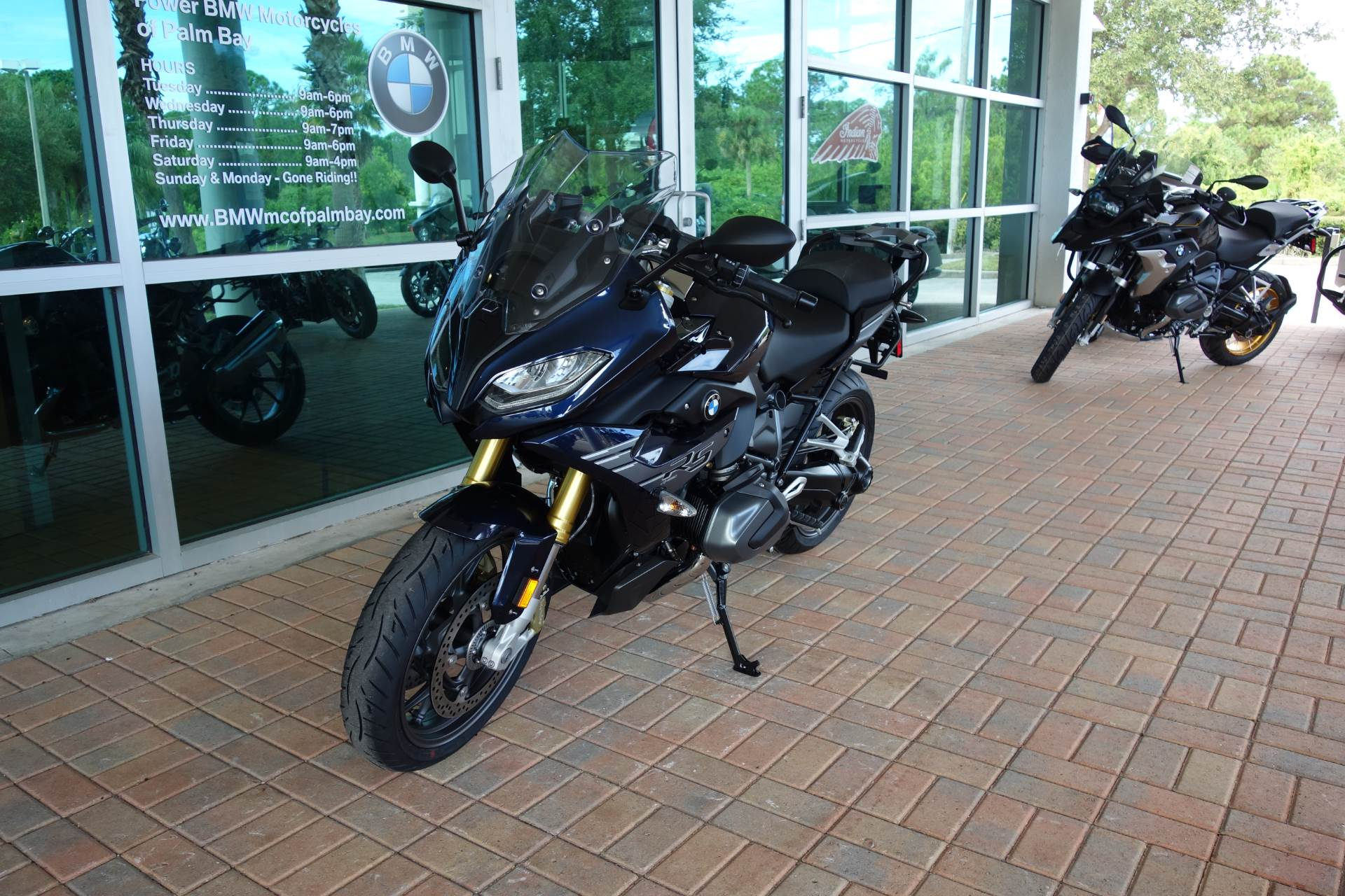 2020 BMW R 1250 RS in Palm Bay, Florida - Photo 9