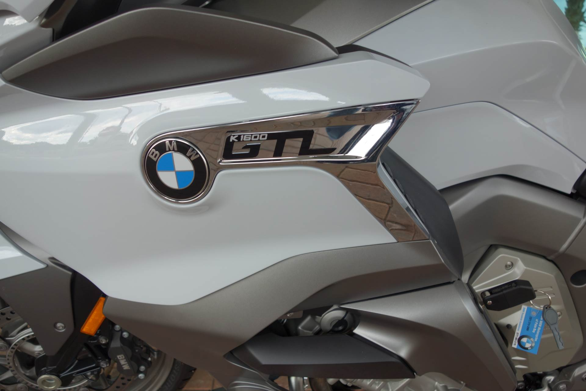 2019 BMW K 1600 GTL in Palm Bay, Florida - Photo 2