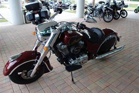 2017 Indian Chief® Classic in Palm Bay, Florida