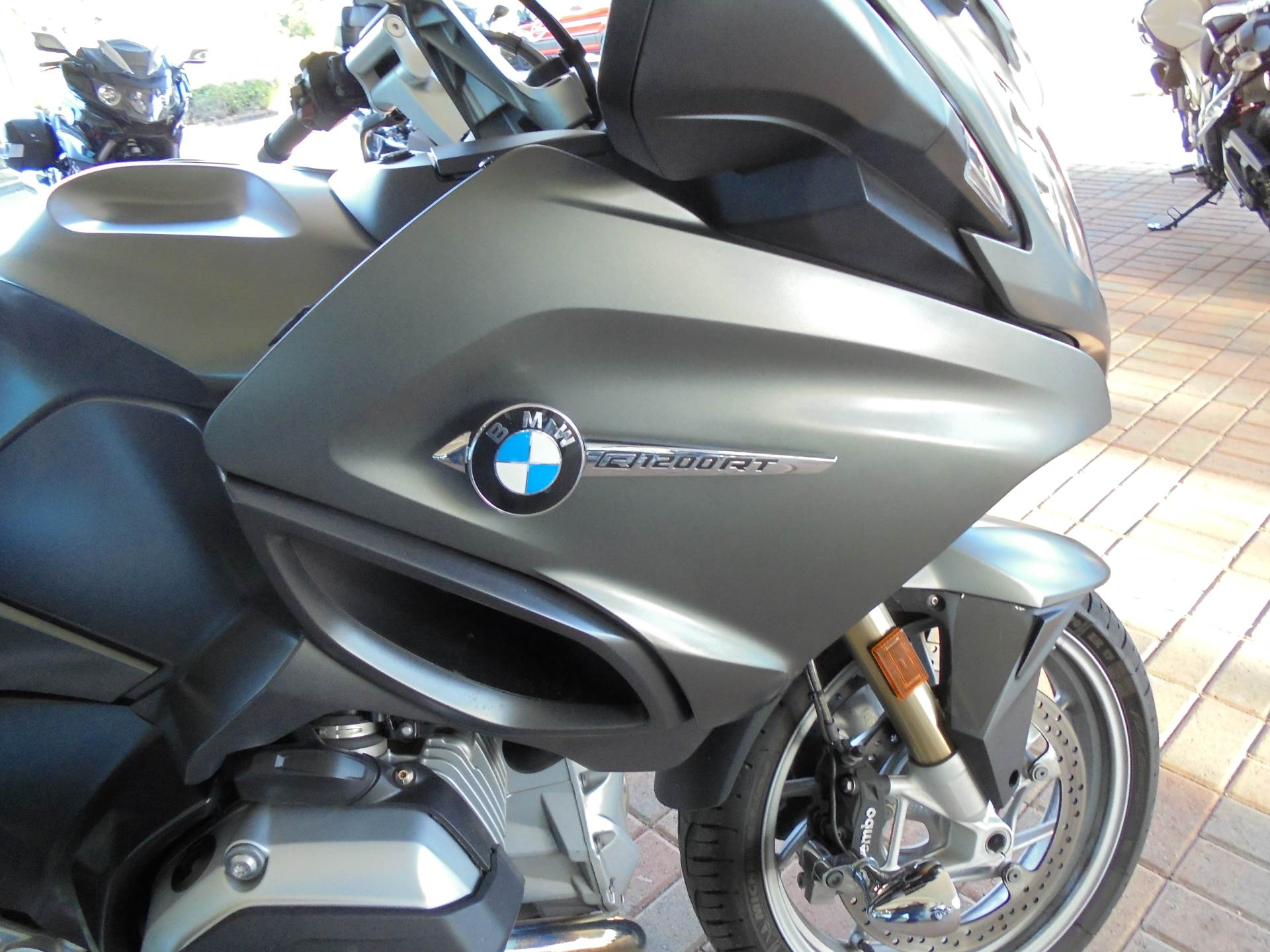2015 BMW R 1200 RT in Palm Bay, Florida