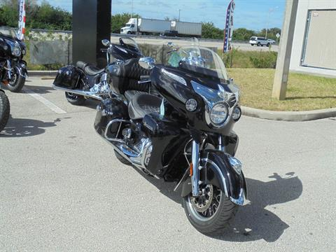 2017 Indian Roadmaster® in Palm Bay, Florida