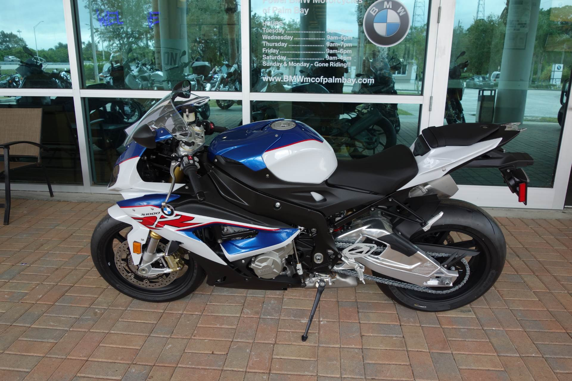 2019 BMW S 1000 RR in Palm Bay, Florida - Photo 1