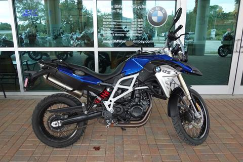 2018 BMW F800GS in Palm Bay, Florida