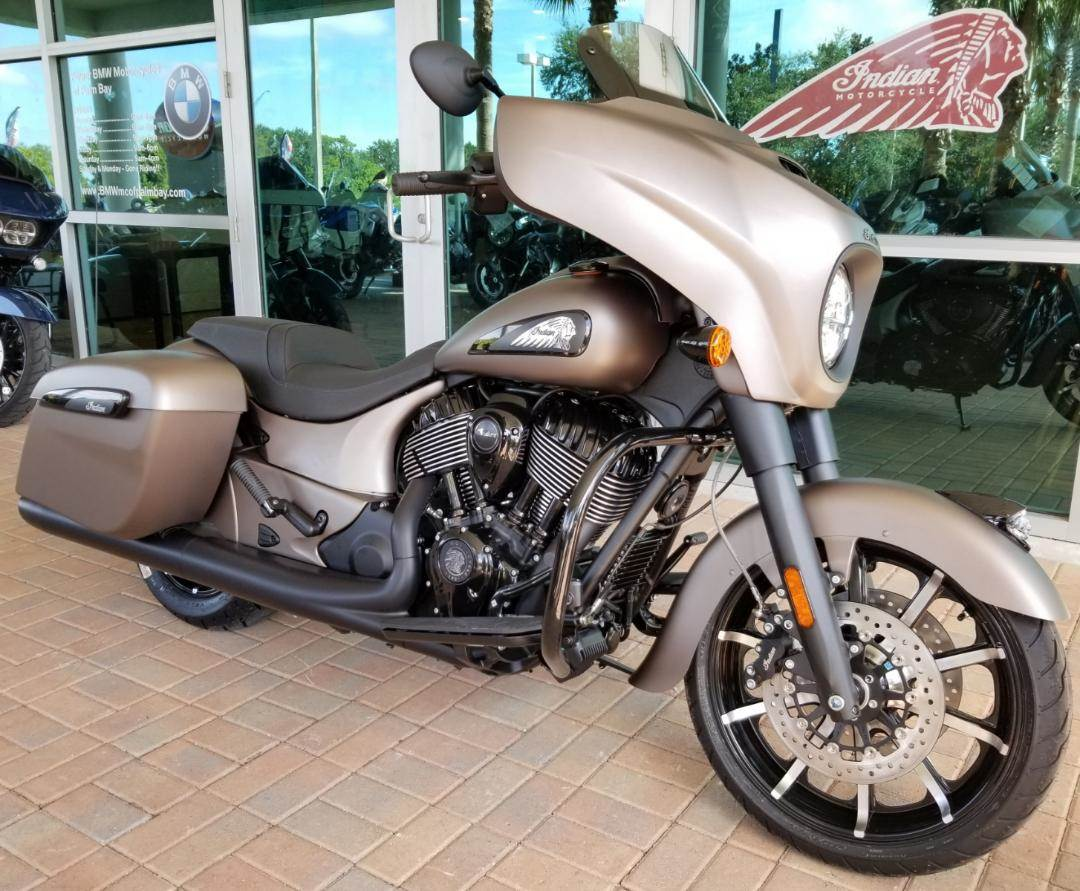 2019 Indian Chieftain Dark Horse® ABS in Palm Bay, Florida - Photo 1