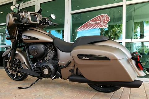 2019 Indian Chieftain Dark Horse® ABS in Palm Bay, Florida - Photo 4