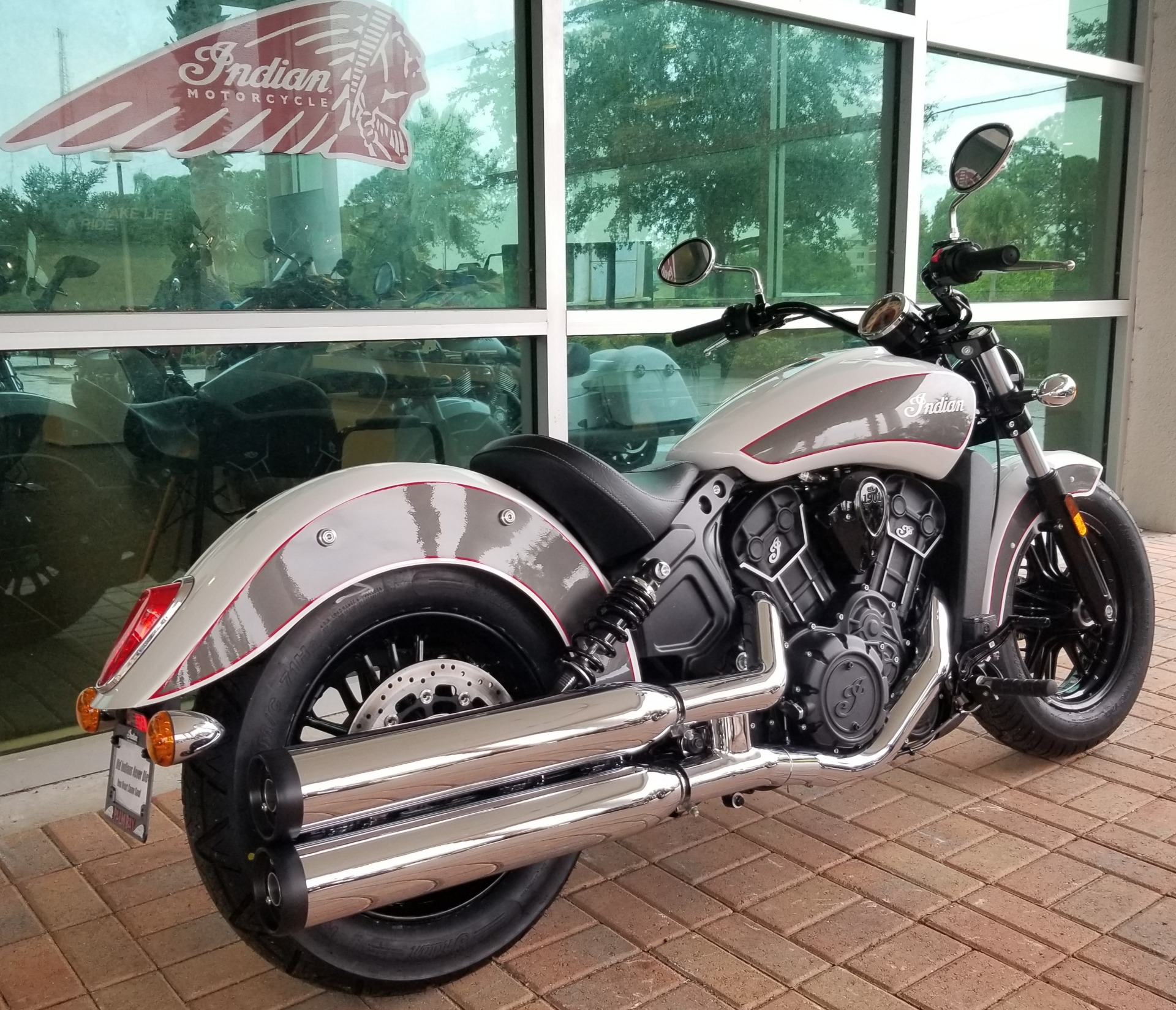2020 Indian Scout® Sixty ABS in Palm Bay, Florida - Photo 3
