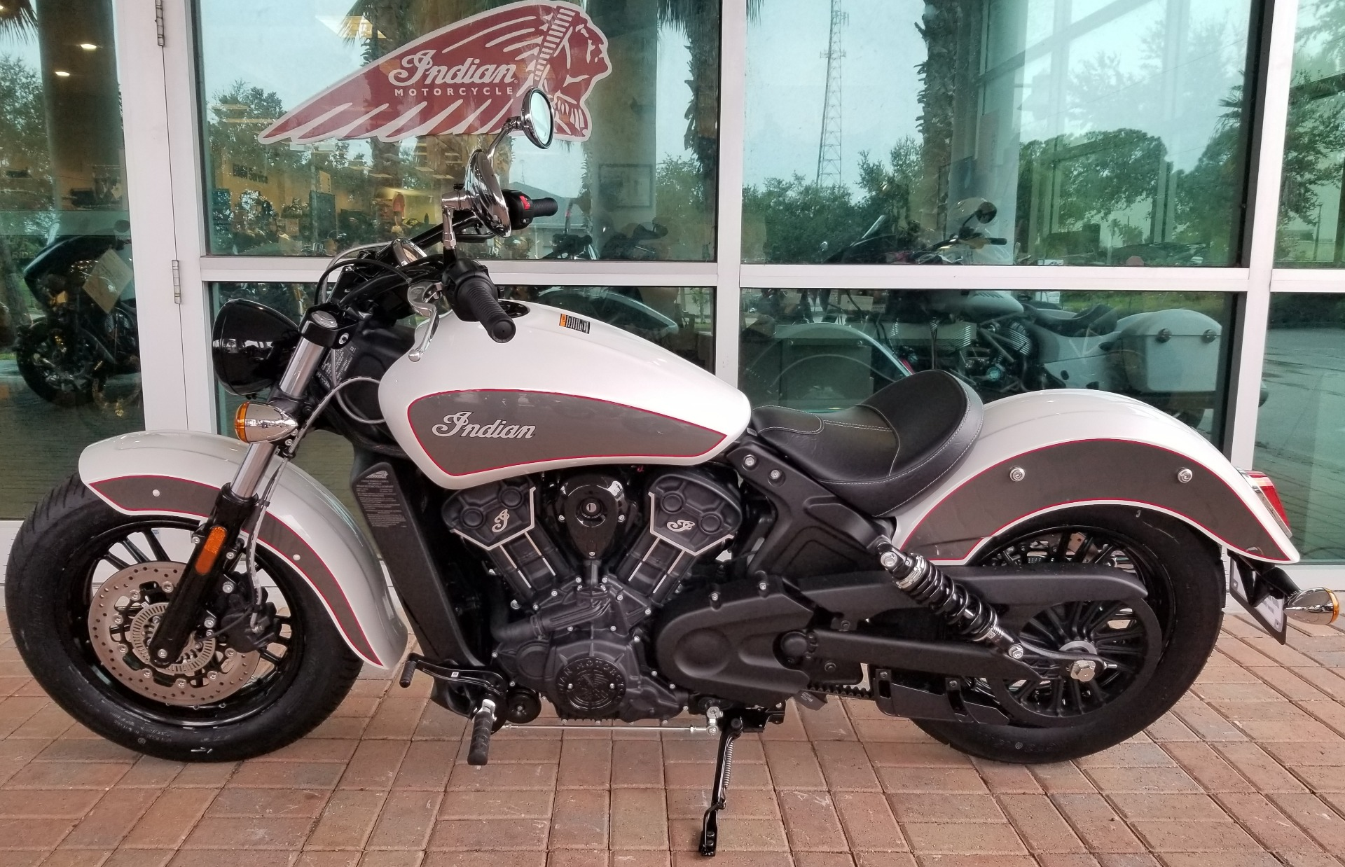 2020 Indian Scout® Sixty ABS in Palm Bay, Florida - Photo 4