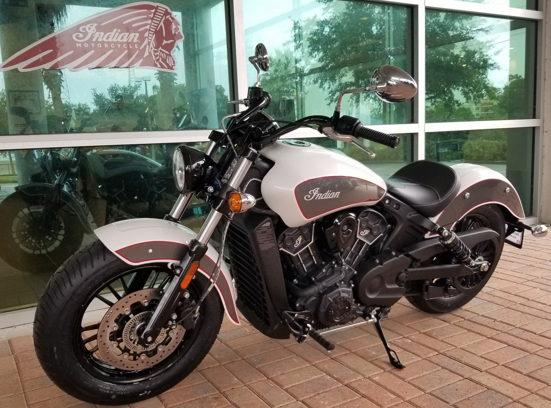 2020 Indian Scout® Sixty ABS in Palm Bay, Florida - Photo 5