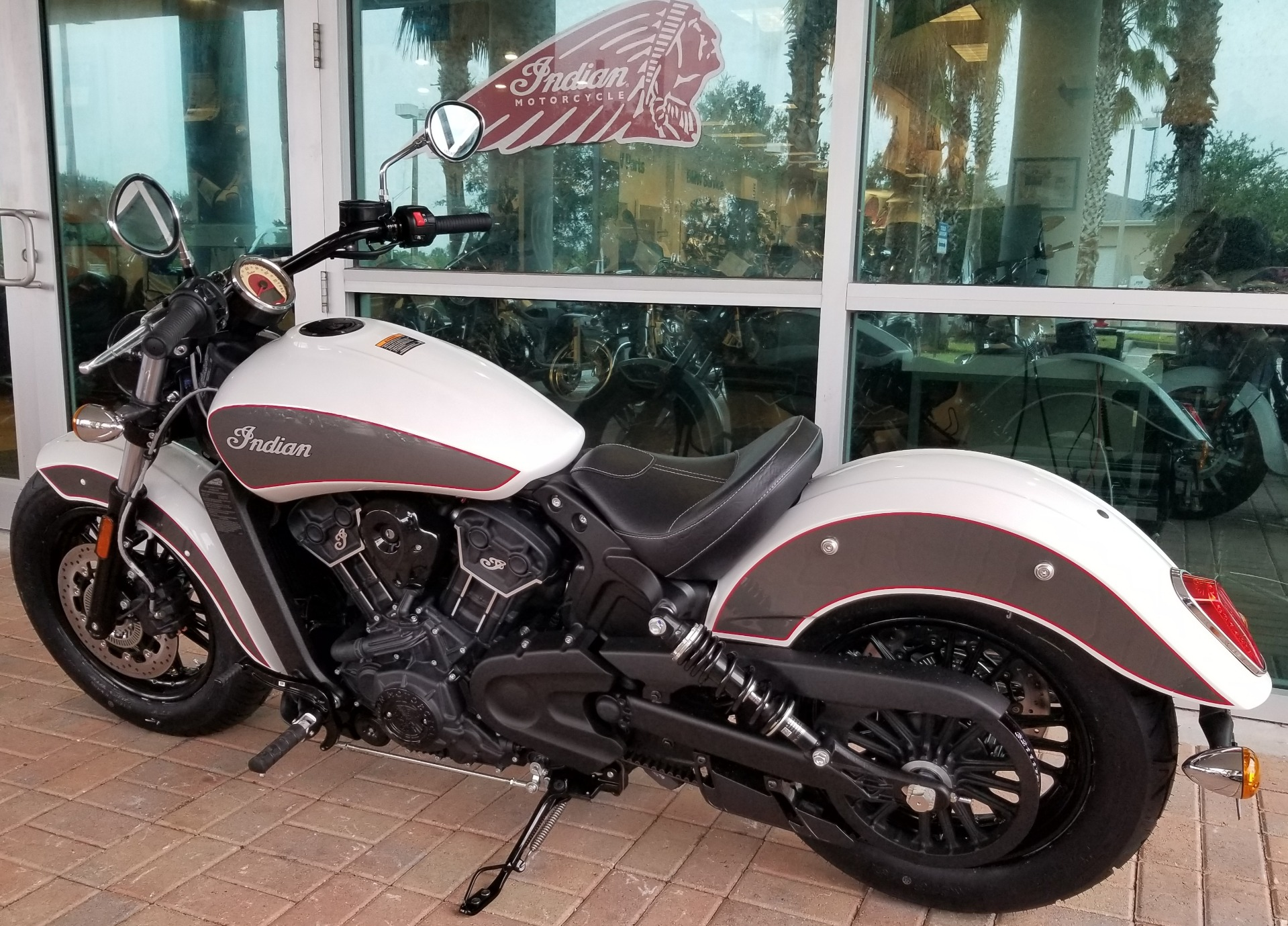 2020 Indian Scout® Sixty ABS in Palm Bay, Florida - Photo 6