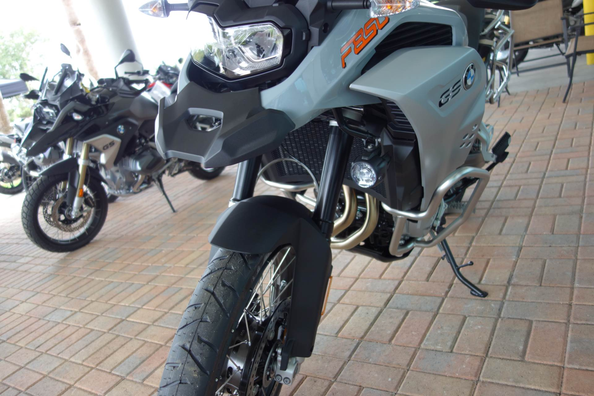 2019 BMW F 850 GS Adventure in Palm Bay, Florida - Photo 8