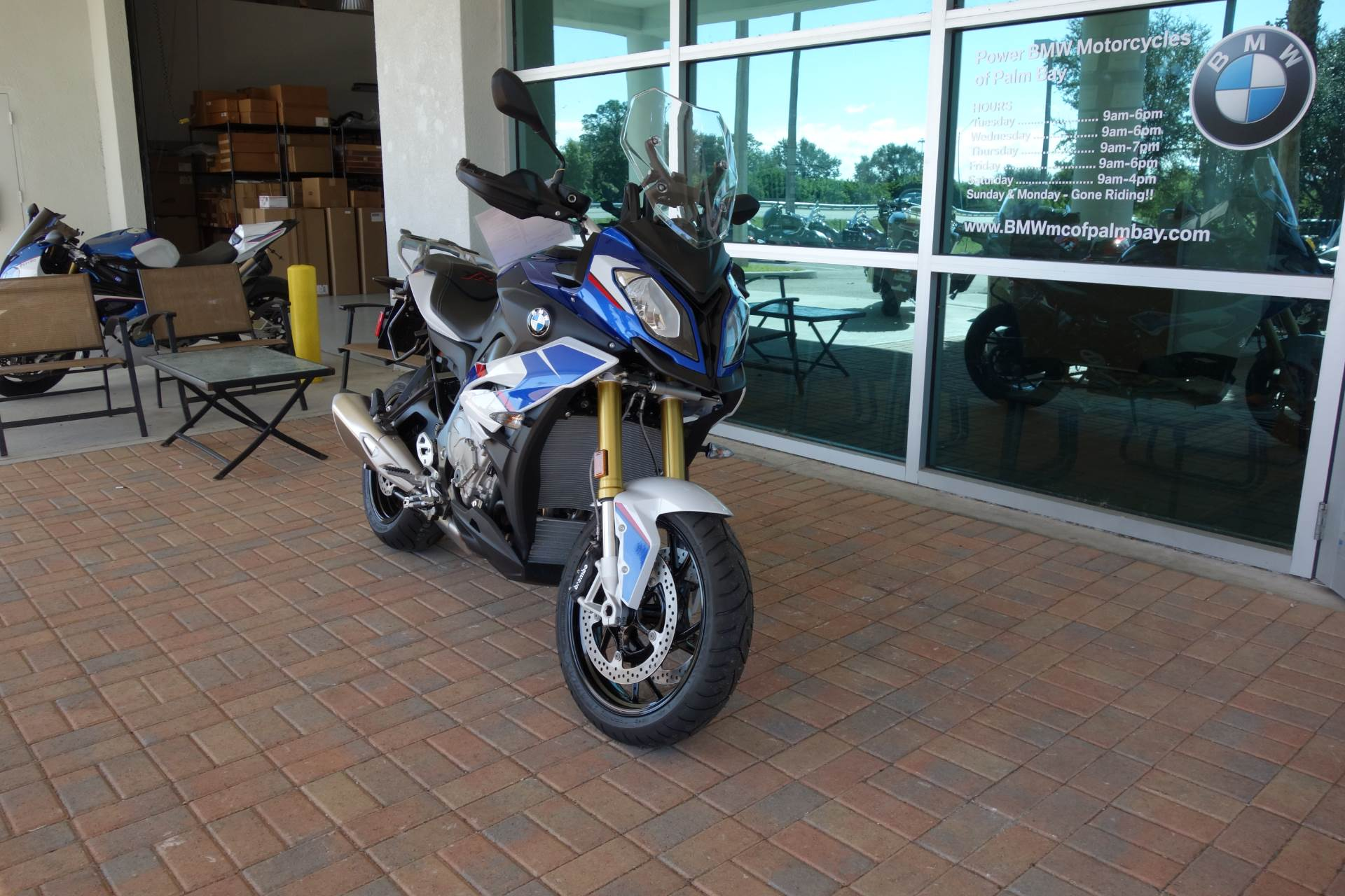 2019 BMW S 1000 XR in Palm Bay, Florida