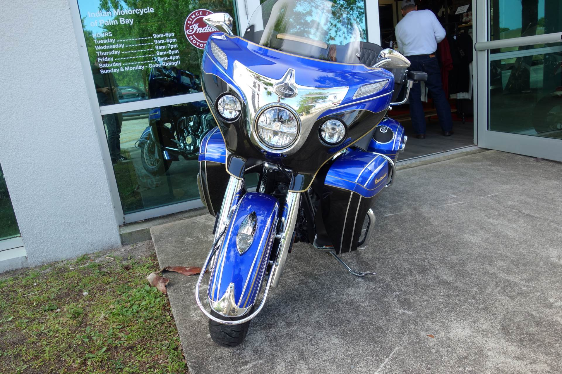 2018 Indian Roadmaster® Elite in Palm Bay, Florida - Photo 6