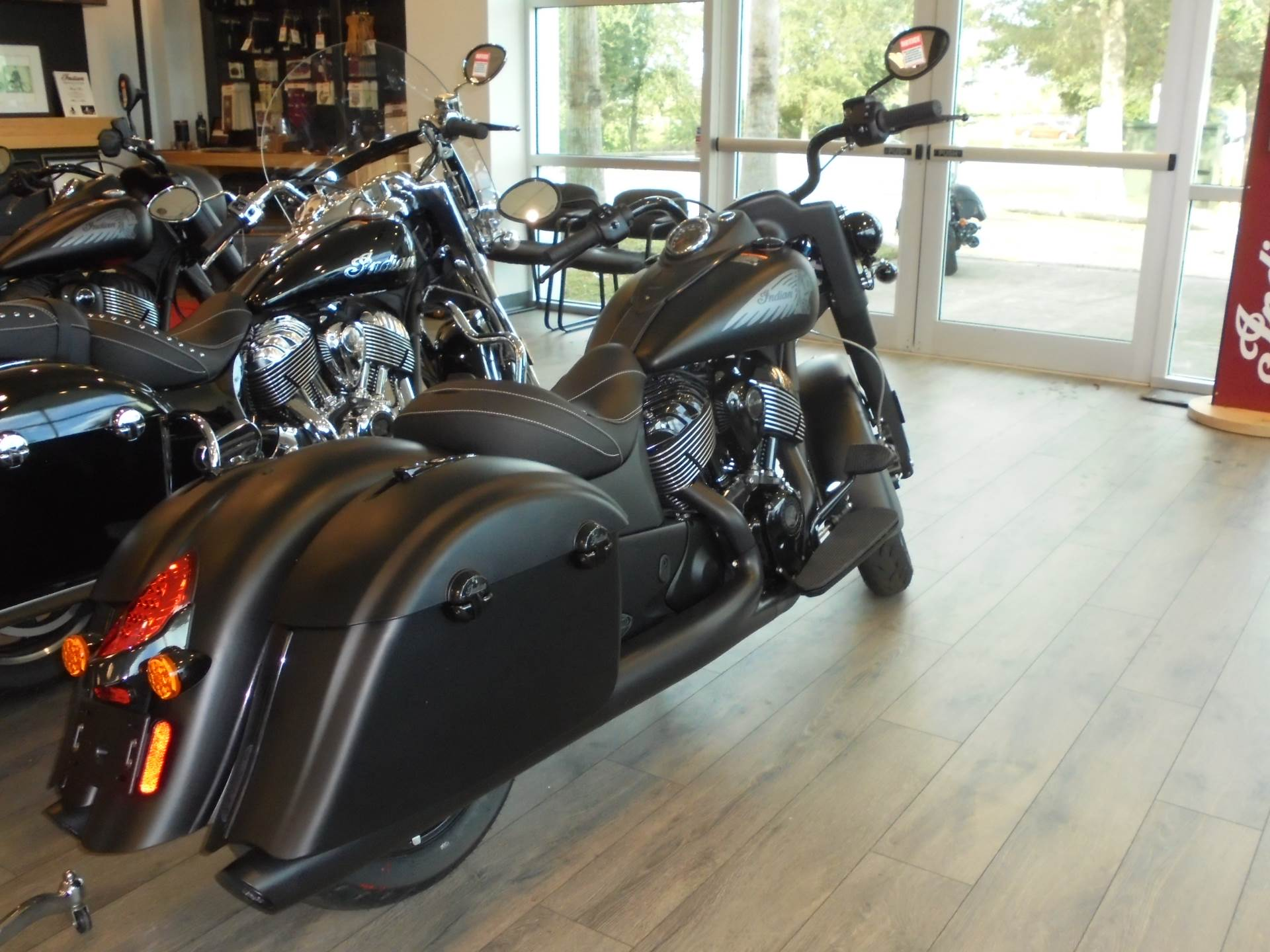 2019 Indian Springfield® Dark Horse® ABS in Palm Bay, Florida